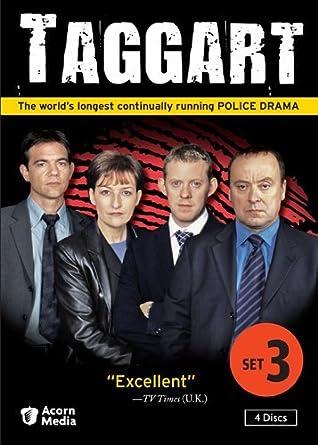 Taggart: Set 3