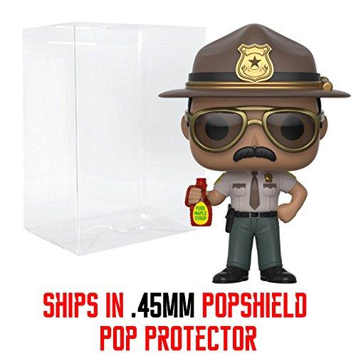Funko Pop! Movies: Super Troopers - Ramathorn Vinyl Figure (Bundled with Pop Box Protector Case)