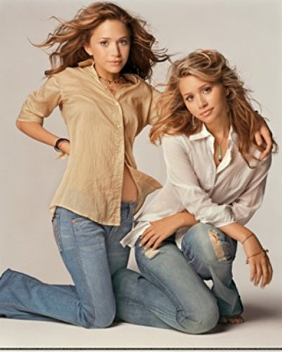 Olsen Twins 24X36 New Printed Poster Rare #TNW155475