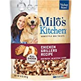 Milo's Kitchen Big Heart Pet Treats Grilled Chicken, 18 oz For Sale