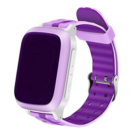 Amazon.com: Hemobllo Kids Smart Watch Phone Purple ...