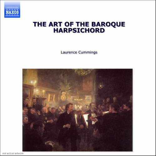 Baroque Harpsichord (The Art Of (Harpsichord Music)