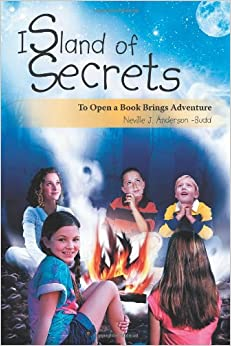Book Island of Secrets: To Open a Book Brings Adventure