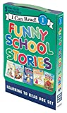 Funny School Stories: Learning to Read Box Set: 5 Fun-Filled Adventures! (I Can Read Level 1)