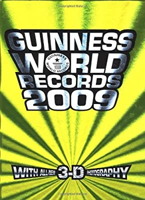 Guiness World Records 2009: Written by Guiness World Records, 1905 Edition, Publisher: Guinness World Records [Hardcover]