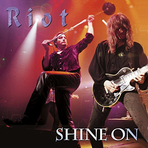 CD : Riot - Shine On - Reissue (With DVD, Reissue, 2 Disc)