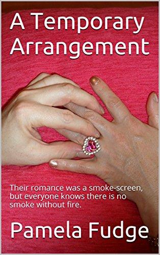 book cover of A Temporary Arrangement