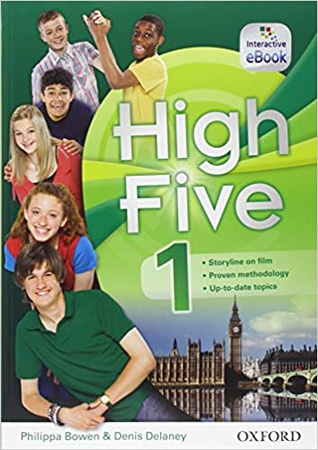HIGH FIVE 1 (+ CD)