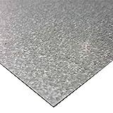 G90 Galvanized Steel Sheet (24 ga.) .024'' x 12'' x 12''