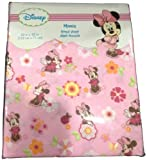 Disney Minnie Mouse Fitted Crib Sheet – Pink, Baby & Kids Zone