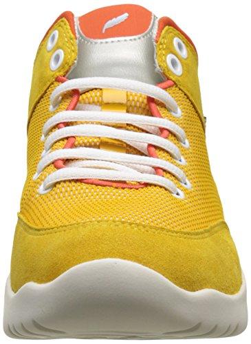 Geox D Sfinge a, Zapatillas para Mujer Amarillo (DK YELLOWC2006)