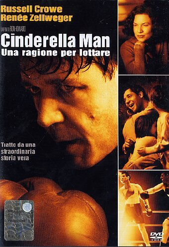 cinderella man regia di ron howard [Italia] [DVD]: Amazon.es ...