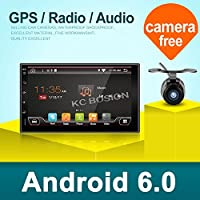 New Car Radio 7HD Touchscreen Android 6.0 Car Stereo - 2 Din Quadcore Car Entertainment Multimedia / FM/AM/RDS Radio,WIFI,BT,Mirror Link(No DVD Player!)