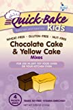 easy bake cake mix - GF DF Chocolate Cake & Yellow Cake Mixes - For Toy Ovens!