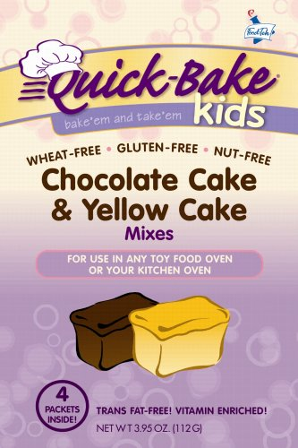 Gf Df Chocolate Cake Yellow Cake Mixes For Toy Ovens