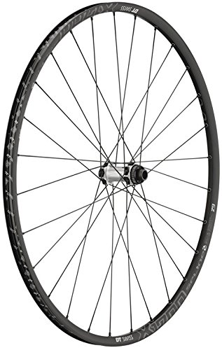 24mm Thru Axle (DT Swiss X1700 Spline Two 29 Front Wheel 15mm Thru Axle Center Lock Disc)