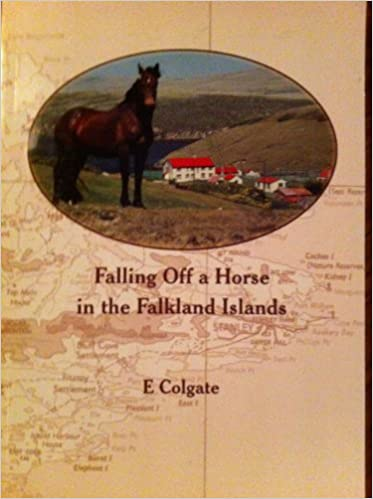 Book Falling Off a Horse in the Falkland Islands
