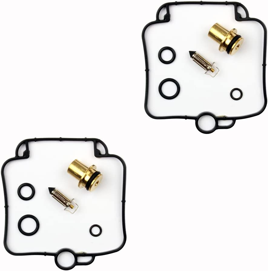 1x Kit Reparaci/ón Carburador Aguja del flotador Getor CAB-S8