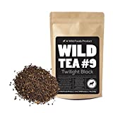 Black Tea From India, Wild Tea #9 Premium Organically Grown Loose Leaf Tea Black Tea (2 ounce)