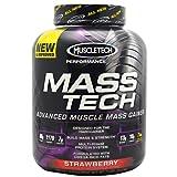 MuscleTech Performance Series Mass Tech - Strawberry - 7 lbs