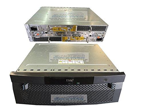 EMC CX-4PDAE w/15x CX-4G10-600 600GB 10K FC Disk Expansion DAE for CX3 CX4 CX 005048955 005049116 005049166 005049690 005049683