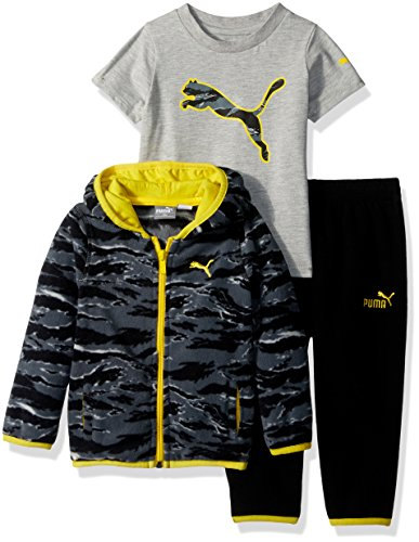 PUMA Baby Boys Hoodie Pant product image