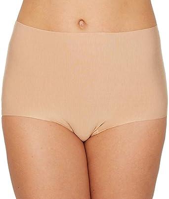 2aa84f82b6b8 commando Women's Butter High-Rise Panty HRP04 Beige X-Small