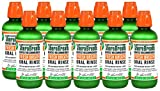 TheraBreath Dentist Recommended Fresh Breath Oral Rinse - Mild Mint Flavor hawJdE, 16 Ounce (Pack of 10)