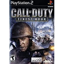 Call of Duty Finest Hour - PlayStation 2