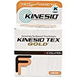 Kinesio Taping - Kinesiology Tape Tex Gold FP - Beige – 1in x 5m Roll