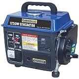 Blue Max GEN1250 1,250 Watt 2 HP 2-Cycle Gas-Powered Generator