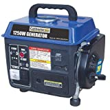 Blue Max GEN1250 1,250 Watt 2 HP 2-Cycle Gas-Powered Generator