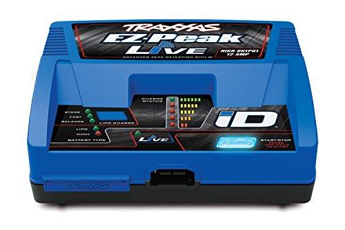 Traxxas 2971 Charger EZ-PEAK LIVE NiMh /LiPo with iD Auto Ba