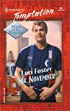 Mr. November, Lori Foster, 0373259565