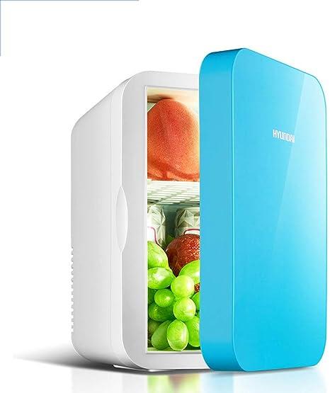 Hgedz Congelador portátil, Nevera portátil 6L, refrigerador a 12V ...