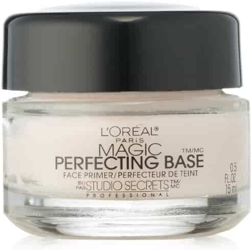 L'Oréal Paris Studio Secrets Professional Magic Perfecting Base, Face Primer, 0.5 fl. oz.