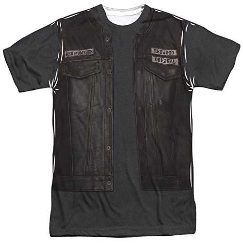 Sons Of Anarchy- Juice Costume Tee (Front/Back) T-Shirt Size XXXL