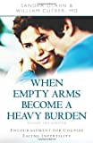 When Empty Arms Become a Heavy Burden, William Cutrer and Sandra Glahn, 0825426847