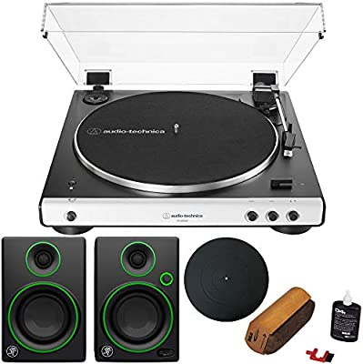 Audio-Technica AT-LP60XBTWH tocadiscos estéreo totalmente ...