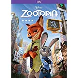 Zootopia (DVD for All) 2020 New