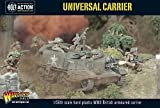 Universal Carrier, plastic boxed set, Bolt Action Wargaming Miniatures