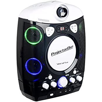 vocopro home karaoke system projectoroke musical instruments. Black Bedroom Furniture Sets. Home Design Ideas