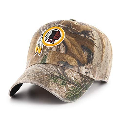 5925f26e1 Washington Redskins Camouflage Caps