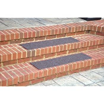 Dean IndoorOutdoor Non Skid Stair Treads Brown 36 x 9 3