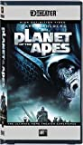 DVD : Planet of the Apes (2001) DVHS DTheater