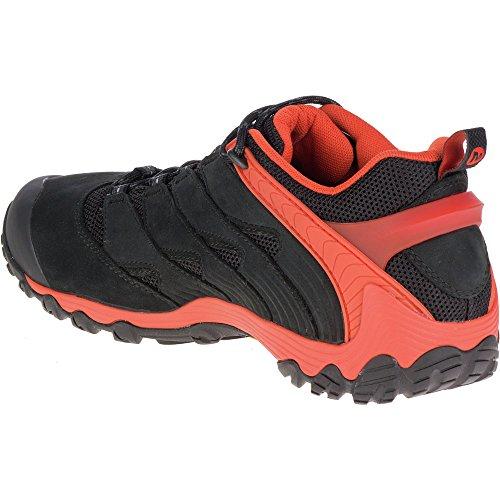 Merrell Chameleon 7 Scarpe da uomo Stivali da Escursionismo Sneakers J18495 Fire