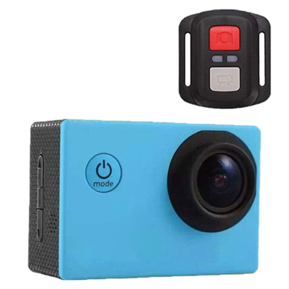 MingXiao 1080P Ultra HD Cámara de acción Deportiva 1080P Full HD Cámara de acción Deportiva G53ER Video 2.0 TFT Videocámara Grabadora Casco