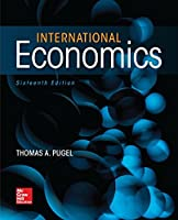 International Economics, 16th Edition Front Cover