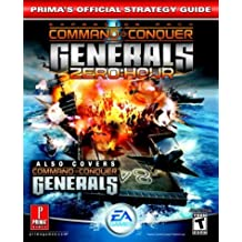 Command & Conquer Generals: Zero Hour: Prima's Official Strategy Guide