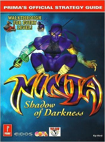 Ninja: Primas Official Strategy: Kip Ward: 9780761514824 ...